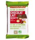 Mini tablette chocolat noir 65% bio & équitable