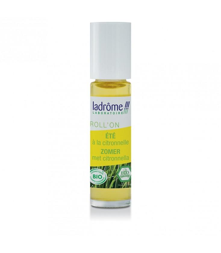 Roll on été à l'huile essentielle de citronnelle bio