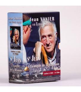 Jean Vanier en terre Sainte (DVD D'OCCASION)