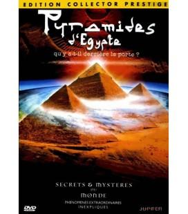 Pyramides d'Egypte-Qu'y a-t-il derrière une porte?