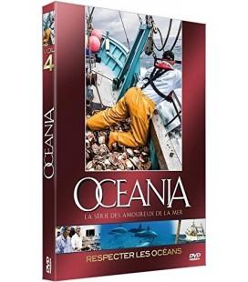 Océania la série des amoureux de la mer-DVD D'OCCASION