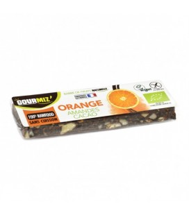Barre de fruits gourmiz'-orange amnde cacao