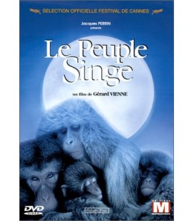 Le Peuple Singe - DVD D'OCCASION