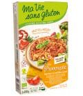 Galettes bio tomates & lentilles corail bio & sans gluten