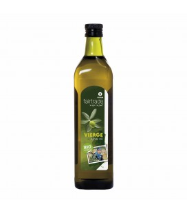 Huile d'olive vierge bio de Palestine