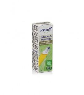 Roll'On Bio aux huiles essentielles boutons et impuretées
