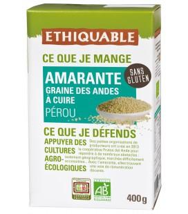 PROMO - Amarante à cuire bio, équitable et sans gluten