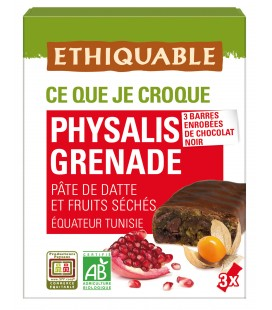 3 barres physamis grenade bio & équitable