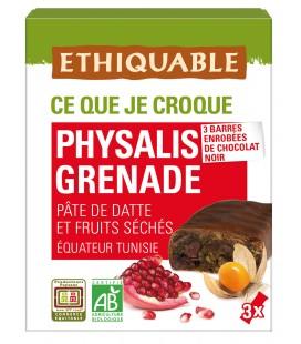 3 barres physalis grenade bio & équitable