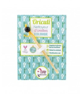 Oriculi - nettoyeur d'oreille écologique