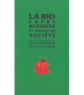 La bio entre business et projet de société (livre)