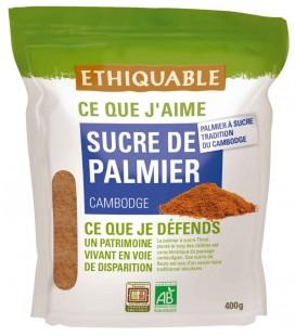 Sucre de palmier bio & équitable