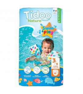 Culottes de bain écologiques T3/S (4-9 KG)
