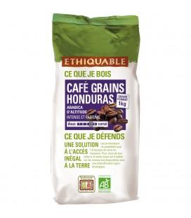 Café 1 kg Honduras GRAINS bio & équitable