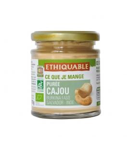 Purée de noix de cajou bio & équitable
