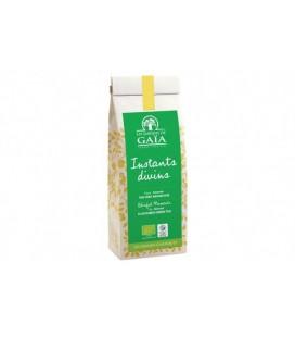 Thé vert aromatisé `Instants divins' bio & équitable