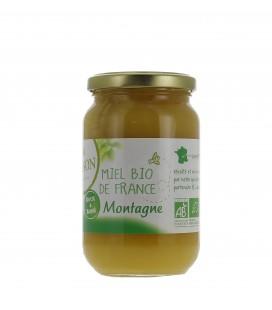 Miel de montagne bio de France, 500 g
