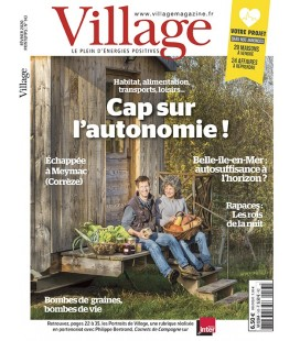 "Magazine ""Village"" nov 2019 n°142"