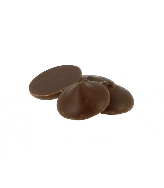 PROMO DÉCOUVERTE - Chocolat lait en goutte 42% bio & équitable
