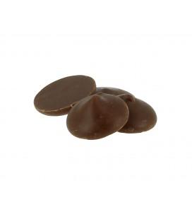 DATE DÉPASSÉE - Chocolat lait en goutte 42% bio & équitable