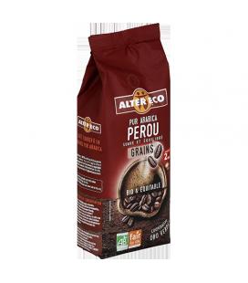 Café 1kg Pérou en grain bio et équitable