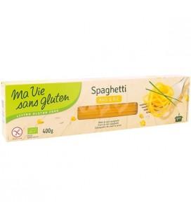 Spaghetti maïs riz bio & sans gluten
