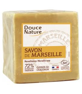 Savon de Marseille blanc cuit au Chaudron