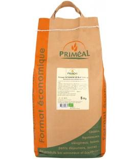 DATE PROCHE - RHD - Farine de blé patissière T55 - 5 kg