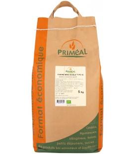 PROMO - RHD - Farine de blé patissière T80 - 5 kg