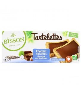 Tartelettes Chocolat Noisettes Bio