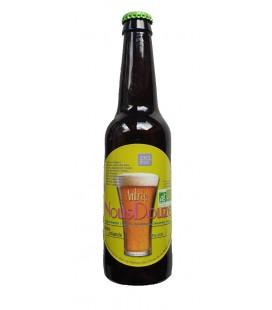 Bière Ambrée - NousDouze Bio et Artisanale