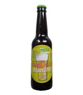 Bière Blanche - NousDouze Bio et Artisanale