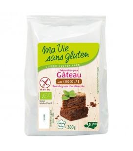 Préparation pour Gâteau au Chocolat bio & sans gluten