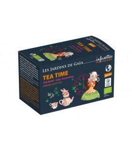 Thé Noir Tea Time bio (demeter) & équitable
