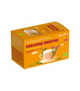 Verveine Menthe - Tisane de Plantes bio