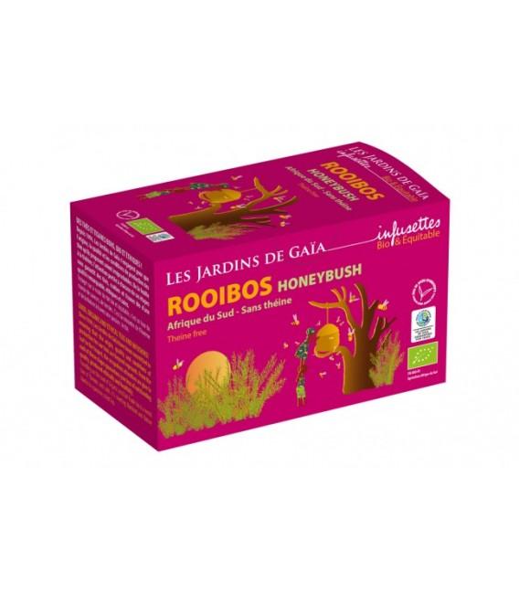 Rooibos honeybush bio & équitable