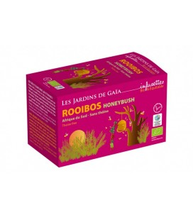 Rooibos honeybush bio & équitable