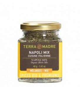 Napoli Mix - Mélanges d'épices bio pour Pâtes & Pizzas