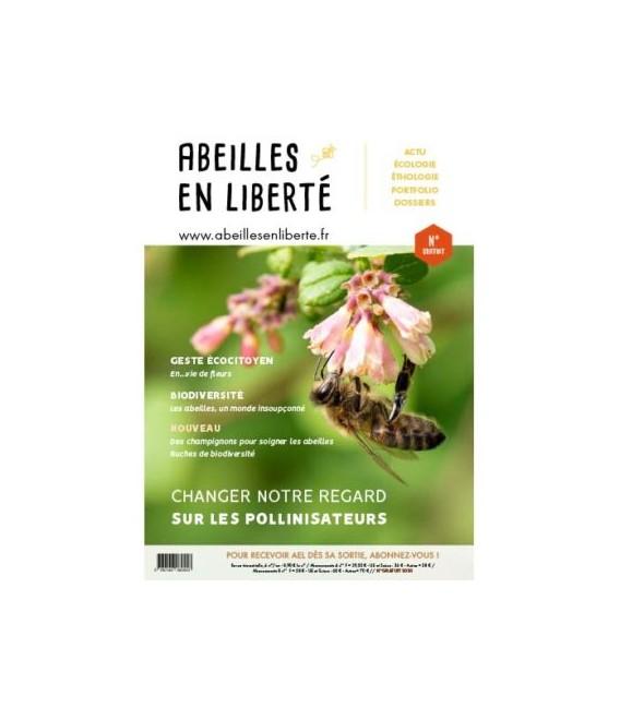 Abeilles en liberté - ils fleurissent la France (magazine)