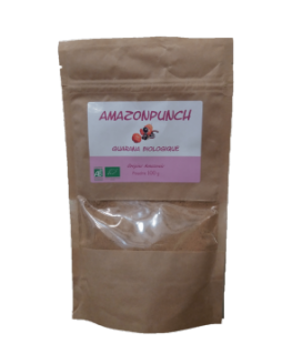 Amazonpunch Guarana bio