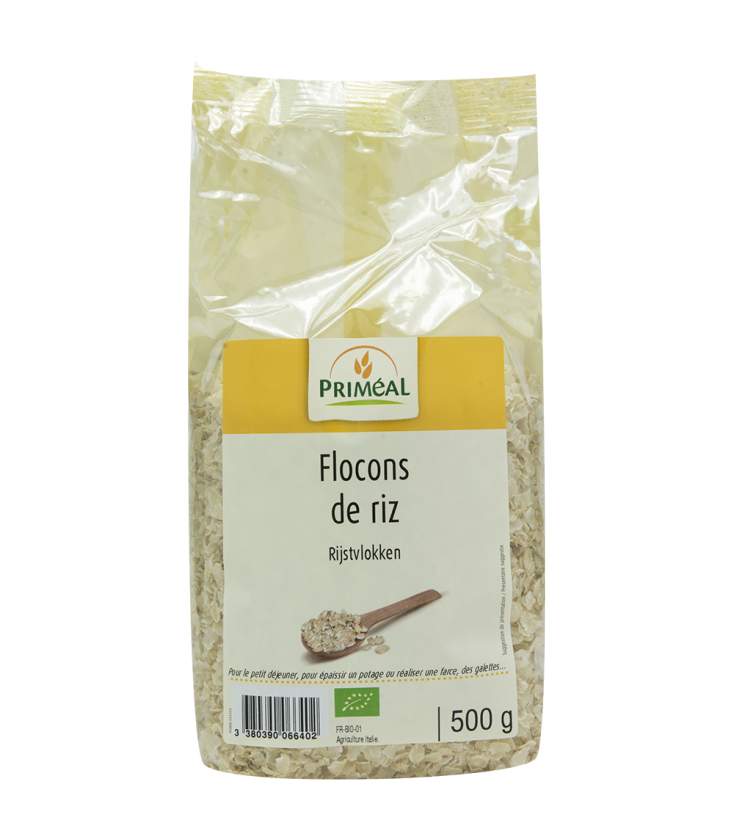 Flocons de quinoa bio