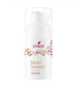 Nutri Serum Visage après-soleil réparatrice bio