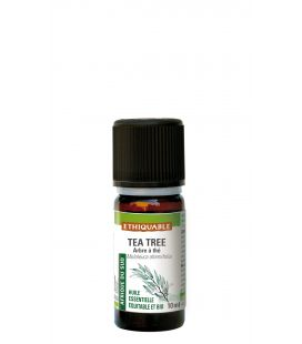 Tea Tree - Huile essentielle bio & équitable