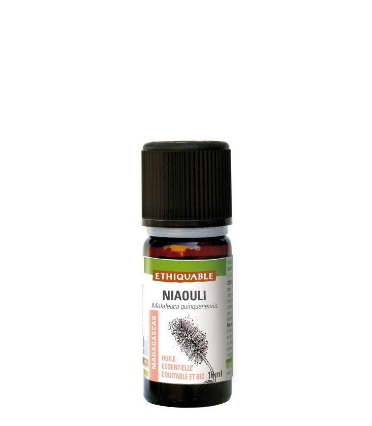 Niaouli - Huile essentielle bio & équitable