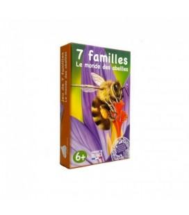 Jeu de 7 familles - le monde des Abeilles