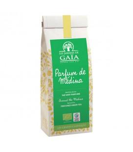 Thé Vert Parfum de médina bio & équitable