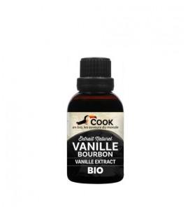 Extrait Vanille Bourbon Bio et Equitable