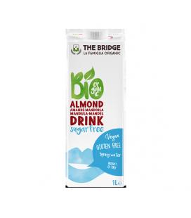 ALMOND DRINK Boisson aux Amandes bio & sans gluten