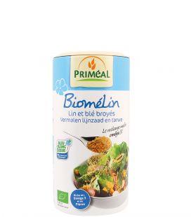 Biomélin : lin et blé broyés bio et végan