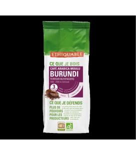 Café Arabica MOULU Burundi bio & équitable